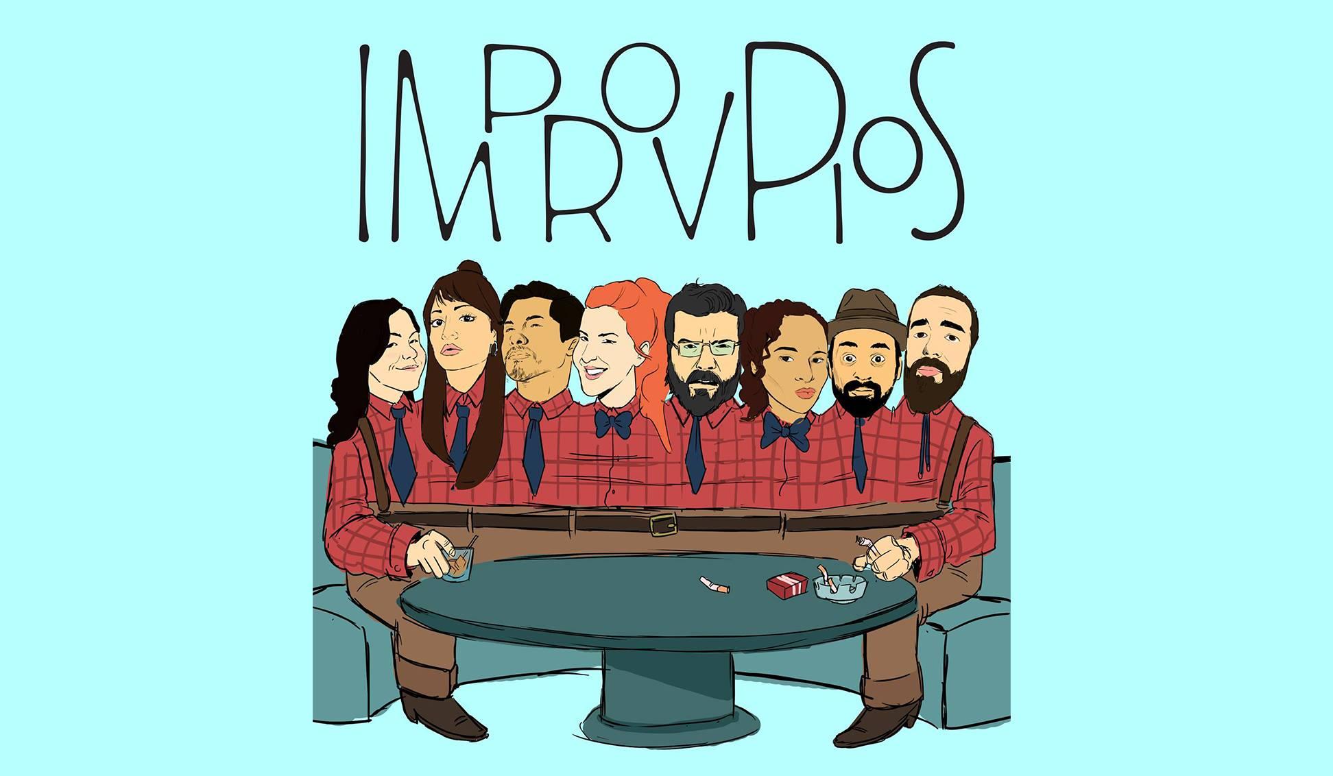 Comedia de Improvpios